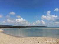 Pantai Samila di sisi yang lain