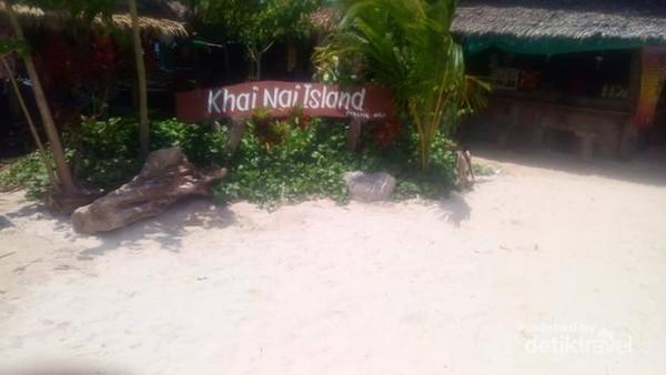 Kawasan Pantai Khai Nai Island