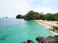 Pantai Tiga Warna, Sumbermanjing Wetan Malang