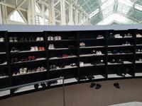 Tempat penitipan sepatu