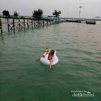 Foto-foto pakai floaties