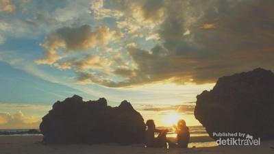 Melihat Budidaya Rumput Laut di Sumbawa Barat