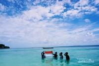 Menjadi kebanggaan di ujung pantai Maluku Tenggara Barat