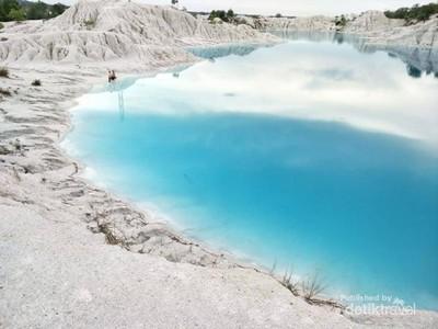 Danau Kaolin, Islandia ala Indonesia