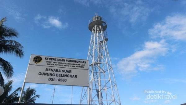 Menara ini memiliki fungsi vital untuk memandu kapal yang melintas di Selat Laut