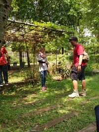 Belajar mengenal berbagai jenis tanaman dan cara merawatnya.