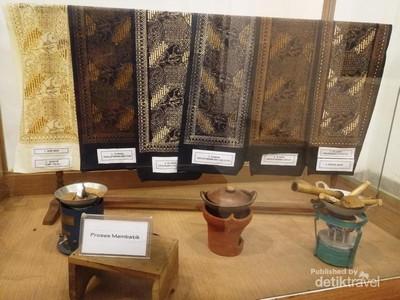 Museum Tekstil, Bikin Indonesia Jadi Pesona di Asia