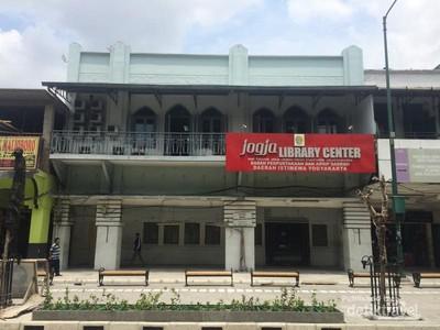 Perpustakaan Malioboro yang Terlupakan