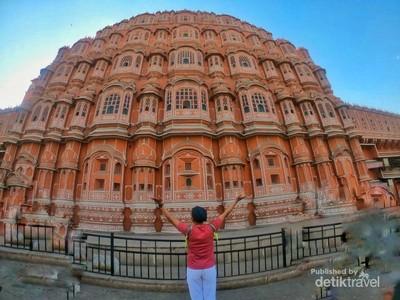 Pink City Jaipur Bikin Jatuh Cinta
