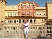 Bagian dalam Hawa Mahal