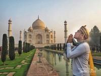 Taj Mahal nan mempesona