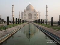 Keindahan Taj Mahal