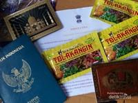 E-visa India, passport yang masih berlaku dan Tolak Angin
