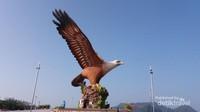 Burung ELang Landmark Pulau Langkawi