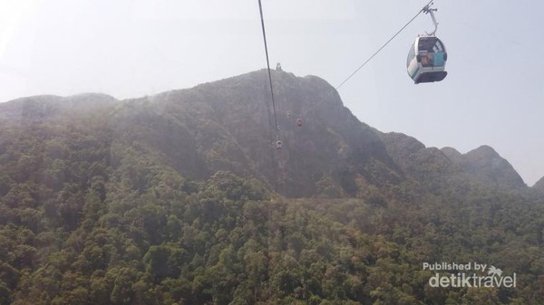 Cable Car di Langkawi