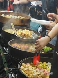 berburu kuliner di Alor Street