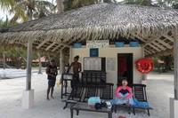 Tempat pendaftaran water sport di Club Med Kani