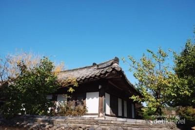 Main ke Andong, Desa Tradisional di Korea
