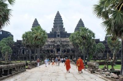 Candi-candi Megah di Siem Reap