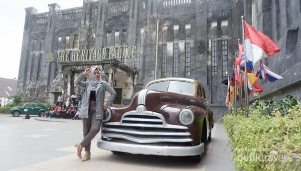 The Heritage Palace. Bagus banget!!
