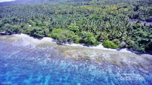 Pulau Komplit Destinasi Wisata Itu Bernama Bacan