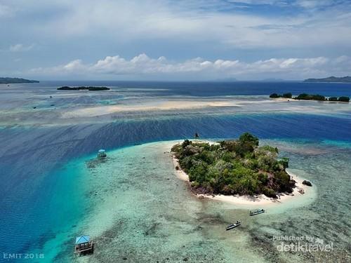 Kenal Guraici? Kepulauan yang Tepat di Garis Khatulistiwa