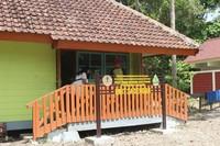 Kantor pengelola unit Sadengan.