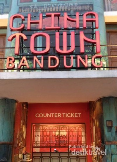 Chinatown Bandung yang Instagenic