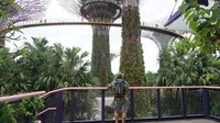 Simkuring ketika di Garden by the bay