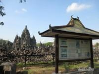 Candi ini diperkirakan dibangun pada abad ke-8 Masehi.