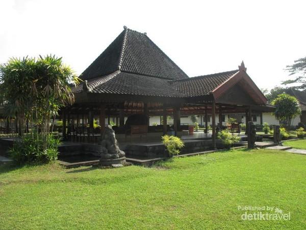 Sudah Tahu Ada Museum Di Candi Prambanan