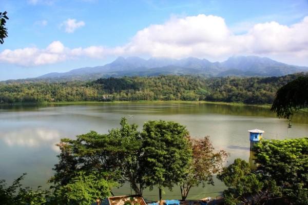 Waduk Gunung Rowo, Kabupaten Pati, Jawa Tengah