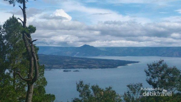 101+ Gambar Pemandangan Indah Danau Toba