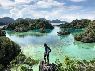 Ini Nih Raja Ampat Mini di Sulawesi