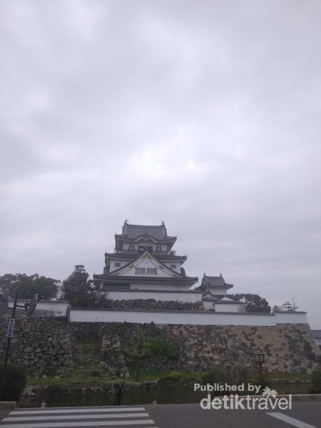 kishiwada temple di osaka