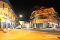 Jalan Cabang di Sudut Kota
