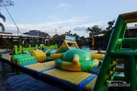 Wahana Wisata Air di Umbul Ponggok