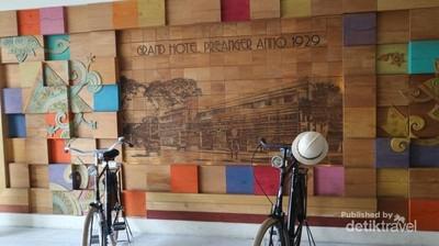 Hotel di Bandung yang Punya Museum, Sudah Tahu?