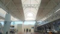 Check-in Area di Bandara Kertajati