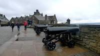 Kastil Edinburgh memiliki meriam-meriam terbaik di Eropa pada masa itu