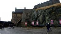 Kastil Edinburgh menjadi situs warisan dunia UNESCO sejak tahun 1995