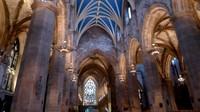 Katedral ini didirikan tahun 1124, dan menjadi bagian penting dari reformasi Skotlandia di abad ke-16