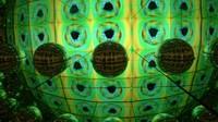 Salah satu ilusi optik yang terdapat dalam World of Ilussions
