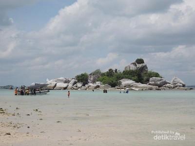 Oh Belitung, Kau Begitu Indah
