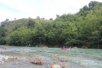 Sungai Jalin yang menantang