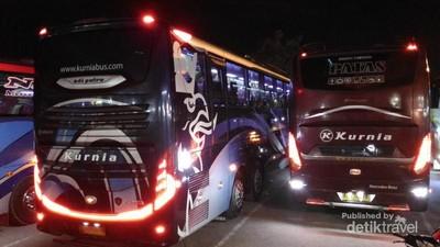 Bus Lintas Provinsi di Aceh yang Keren dan Super Nyaman