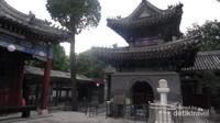 Arsitektur Mesjid Niujie perpaduan Tiongkok dan Arab klasik