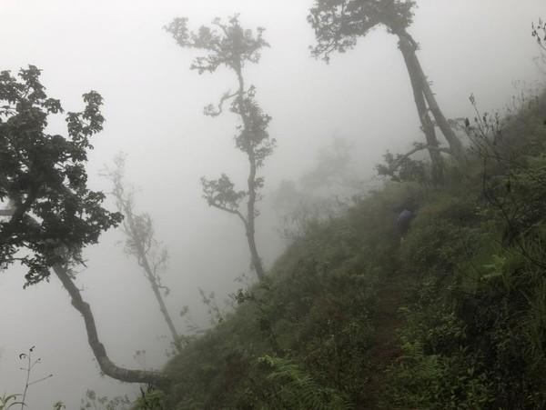 Jalur Pendakian Aik Berik