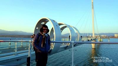 Jembatan Paling Unik di Korea Selatan