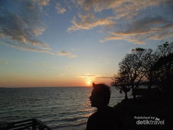 Sunset Tanjung Bira